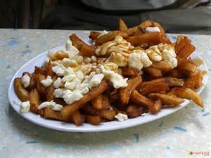 poutine what is that cheese on top the canada cheese