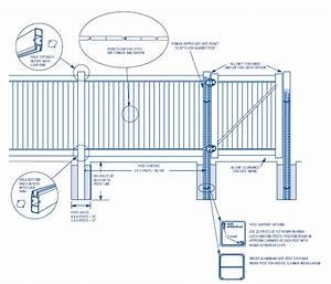 How To Install Bufftech Vinyl Fence