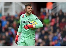 Chelsea consider approach for Stoke City's Jack Butland
