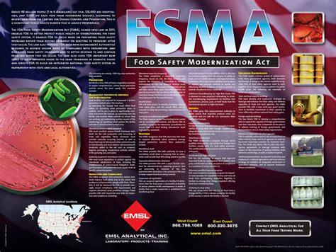 fsma poster