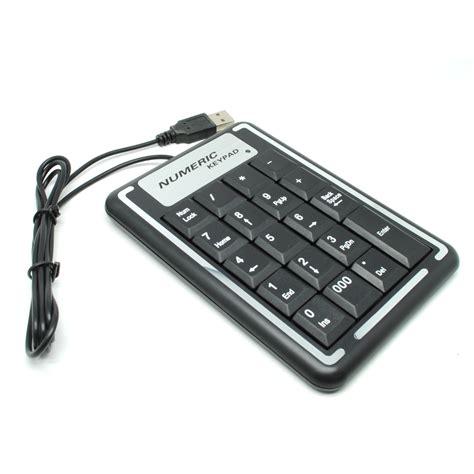 Harga Samsung Keypad portable usb numeric keypad k 015 black