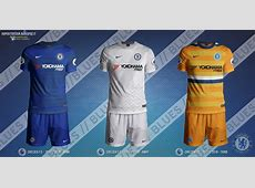 Chelsea Kits for the 201718 season Page 3 General