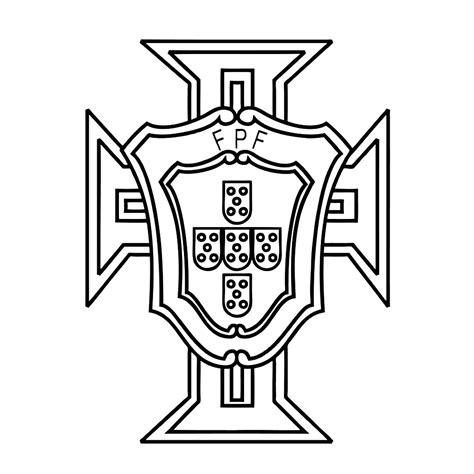 Kleurplaat Logo by Leuk Voor Logo Portugal