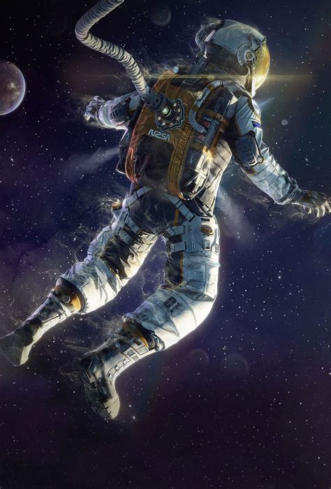 3d Parallax Wallpaper Anime - http parallax wallpapers post 69422445997 astronaut