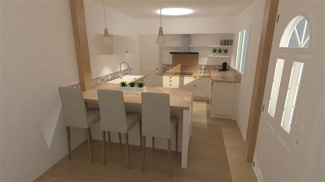 cuisine blanche et cuisines blanches et bois cuisine blanche et grise 26
