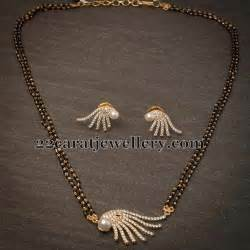 3 gram gold earrings fancy simple mangalsutra jewellery designs