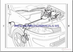 Renault Megane X84 Nt8446 Disk Wiring Diagrams Manual 19