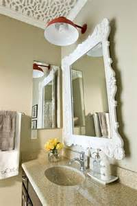 unique bathroom mirror ideas interior design 19 wall mount cast iron sink interior designs