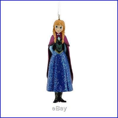 box hallmark disney frozen anna christmas tree