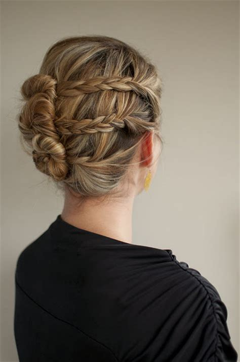 Twisting Hairstyles by Plaiting And Twisting Hair Styles Myideasbedroom