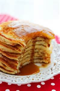 Fluffy Buttermilk Pancakes Recipe