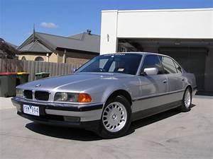 1995 Bmw 740il - Thegoldenfox
