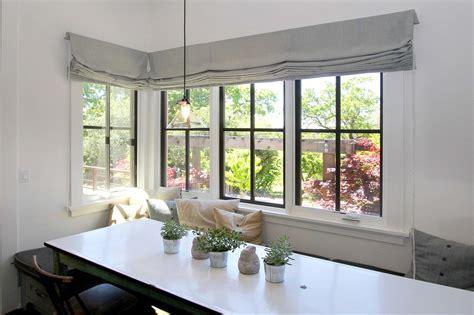terrific window treatments for large windows decorating