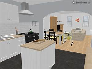 Sweet Home 3d Meuble : sweet home 3d furniture libraries 1 4 sweet home 3d ~ Premium-room.com Idées de Décoration