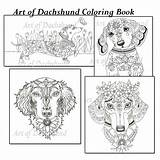 Coloring Dachshund Pages Dog Dogs Adult Weiner Puppies Doodle Weenie Daschund Wiener Haired Dachshunds Printable Para Weebly Puppy Colors Uploaded sketch template