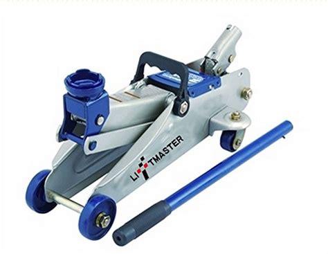 Liftmaster Hydraulic Trolley Floor Jack 2 Ton Heavy Duty