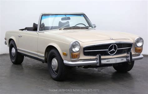 Research and shop new cars. 1970 Mercedes-Benz 280SL California Special   Beverly Hills Car Club