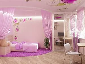 pictures in bedroom pink girls bedroom decorating ideas With bed room decoration of girls