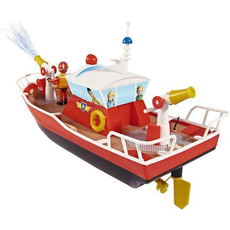 Paw Patrol Rc Boat by Feuerwehrmann Sam Rc Boot Titan Feuerwehrmann Sam Mytoys