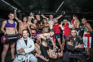 Ultimate Fighter, Mixed Martial Arts Training Camp Thailand