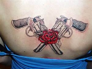 Gun Tattoos Designs, Ideas and Meaning | Tattoos For You