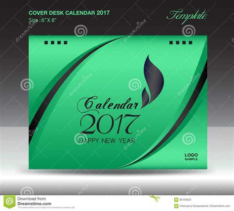 dimensione scrivania calendario da scrivania 2017 orizzontale di pollice di