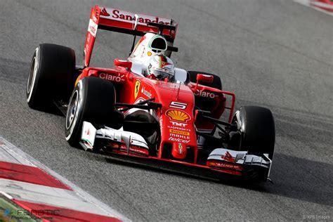 Sebastian vettels 2016er ferrari hört auf den namen 'margherita'. Sebastian Vettel, Ferrari, Circuit de Catalunya, 2016 · RaceFans
