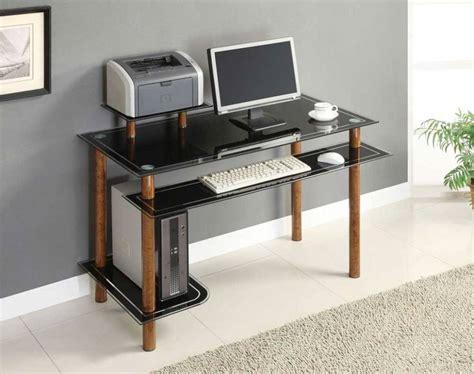 modern glass computer desk glass computer desk modern glass computer desk for home