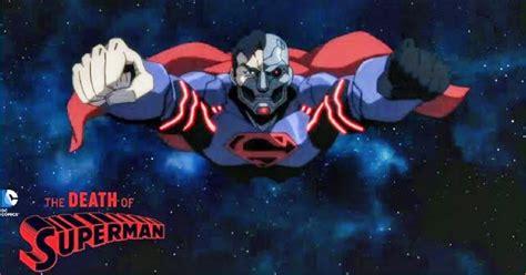complete death  superman film leaked  comic