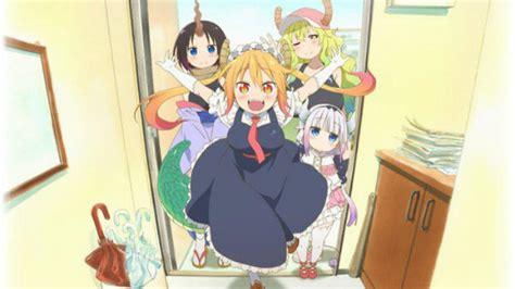 review  kobayashis dragon maid   ridiculously