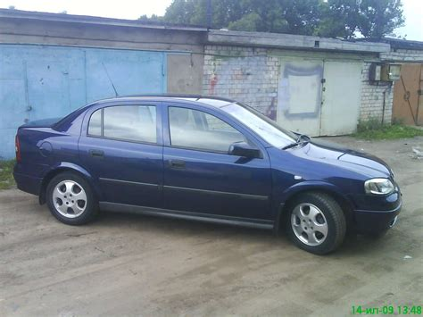 vauxhall astra 2001 used 2001 opel astra photos 1600cc gasoline ff manual
