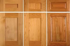 Trying to Decide Between Cherry and Alder Cabinet Doors