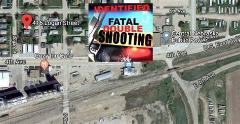 Ne Men Raymond Burton David Rogers Id'd As Victims Shot