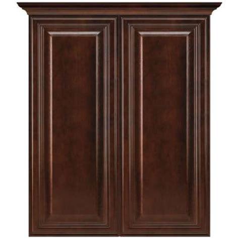 Bathroom Storage Cabinets Home Depot by Masterbath Raised Panel 24 In W Bath Storage Cabinet In