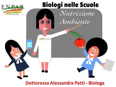 corsi di educazione alimentare pprogetto di educazione alimentare biologi nelle scuole