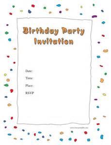 wedding invite sles print your own birthday invitation templates wedding