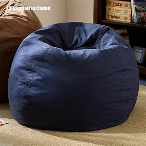 New D70cm Indoor Adults Bean Bag Beanbag Cover Reading