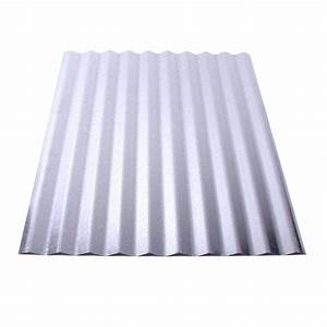 fabral 12 ft galvanized steel roof panel 4736008000 the With 20 ft metal roof panels