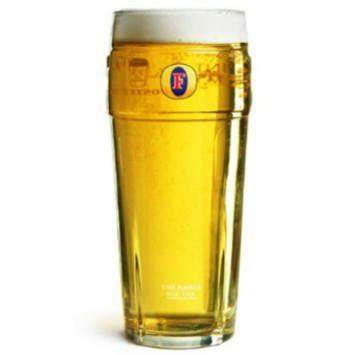 Fosters Beer Glass 57.0cl CE 57.0cl CE 20oz Glass