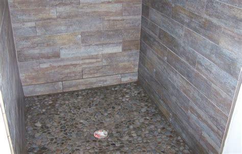 faux wood ceramic tile bathroom baths affordable tile