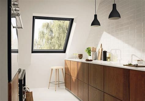 Schwingfenster In Schwarz by Elegantes Schwingfenster F 252 Rs Dach Komplett In Schwarz
