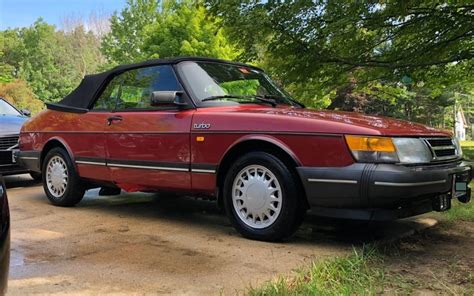 saab  turbo convertible project deadclutch