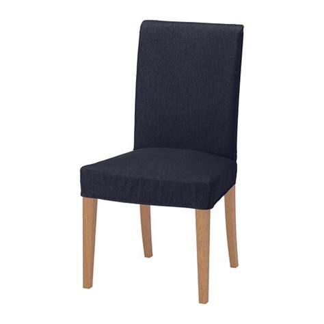 Ikea Stuhl Blau by Henriksdal Stuhl Vansta Dunkelblau Ikea