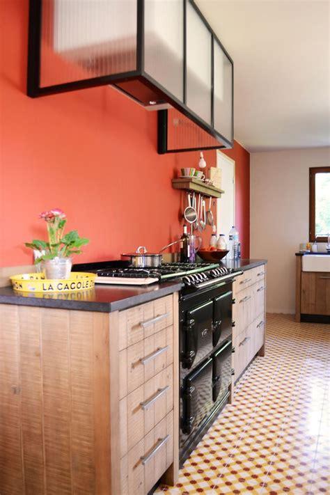 coffrage cuisine cuisine en bois de coffrage