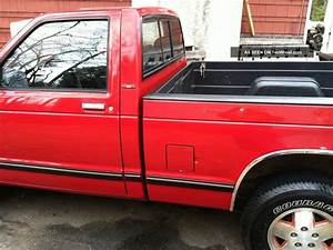 1986 Chevy S10 4x4 V6 5 Speed Barn Find Snow Plow