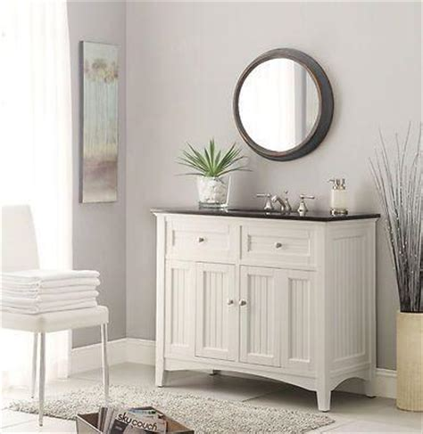 Thomasville Bathroom Cabinets And Vanities by 42 Quot Cauual Style Thomasville Bathroom Sink Vanity Cabinet