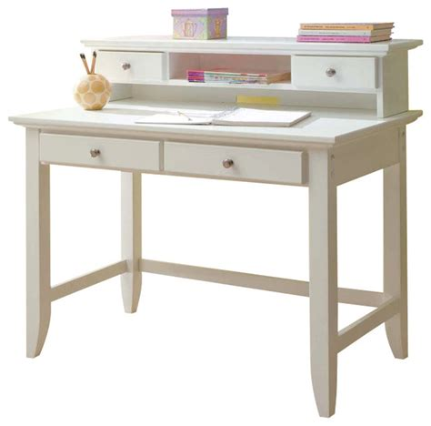 student desks for home home styles naples student desk and hutch set white