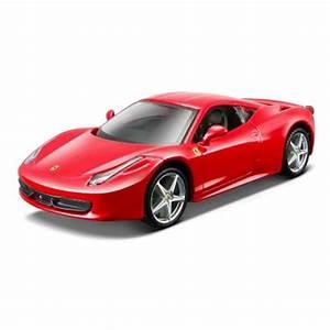 Avis Vendez Votre Voiture : mod le r duit voiture de sport ferrari rp 458 italia rouge 1 24 la grande r cr vente de ~ Gottalentnigeria.com Avis de Voitures
