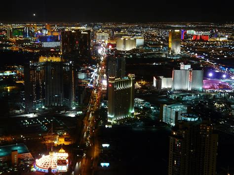 free photo las vegas city light free image on