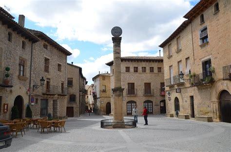 how to panoramio photo of cretas teruel plaza de españa